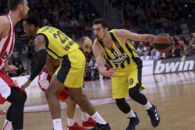 Turkish Airlines Euroleague - Fenerbahçe Beko - Nando De Colo