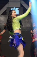 Sunny Leone Dancing on stage At Rogue Movie Audio Music Launch ~  085.JPG