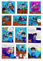 Fumetto Alessandro Comandatore - Pagina 9