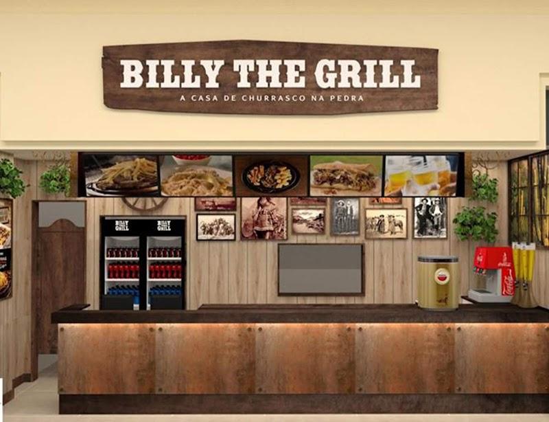 Billy the Grill participa da Expo Franquias no Recife