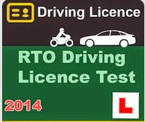 RTO Driving Licence Test Apps