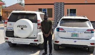 EFCC Storms Yahoo-Boys Den, Arrests Kingpin, 26 Others