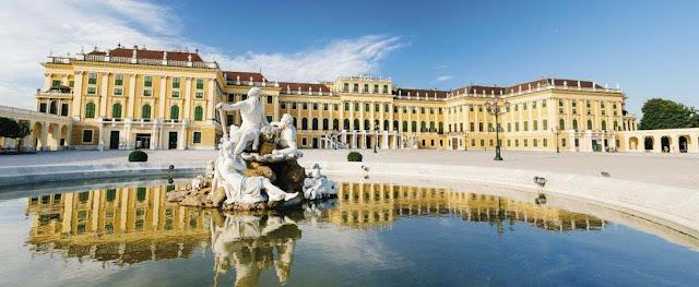 قصر شونبرون Schloss Schönbrunn