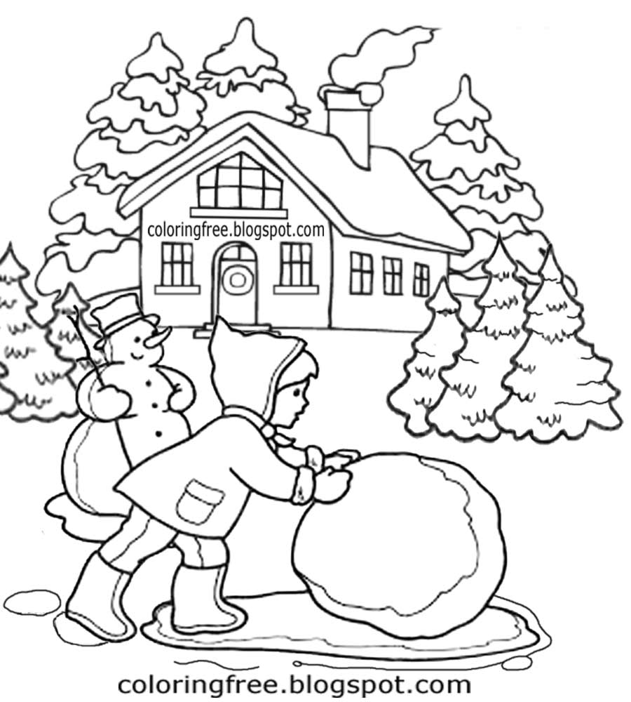 Uncategorized School House Coloring Pages free coloring pages printable pictures to color kids drawing ideas craft activities frozen school house playing games winter snowman giant snowball pages