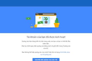 Kinh nghiệm đăng ký Google AdSense thành công cho Blog gắn tên miền tùy chỉnh