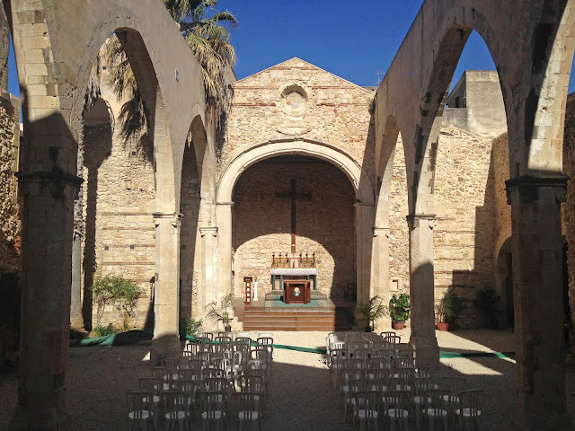 Siracusa - interni San Giovanello © Davide Mauro