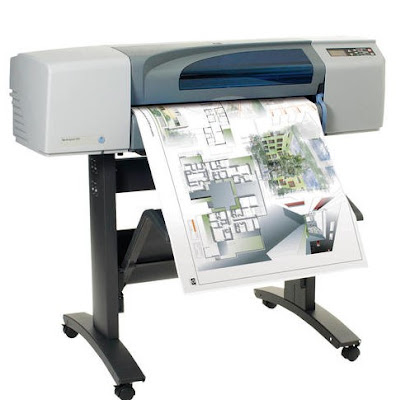 HP Designjet 500 Driver Download and Setup