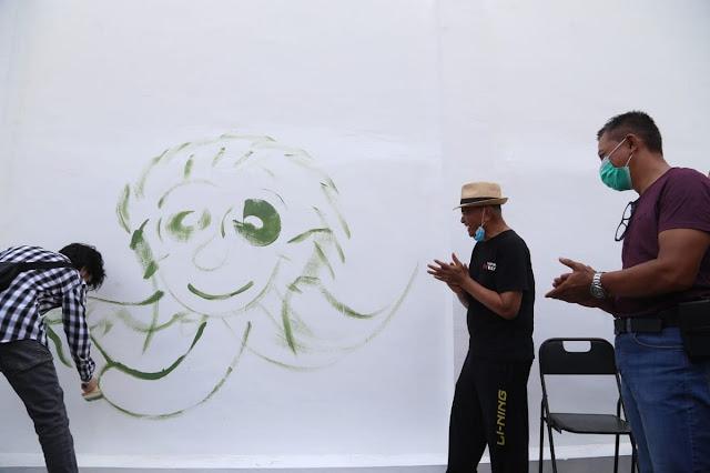 lomba mural