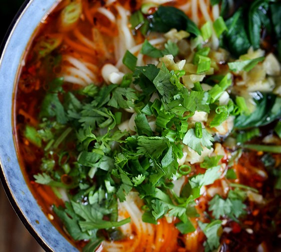 Chongqing Noodles #lunch #dinner