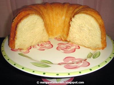 Margaret's Morsels | Loaf Cake