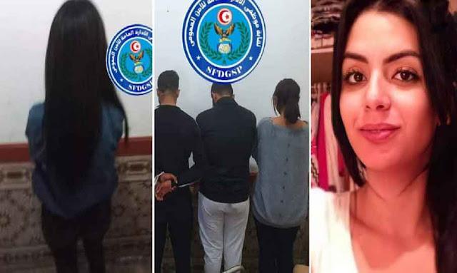 الأمن ينشر صور المتهمين بقتل أروى الطرودي وتفاصيل جديدة