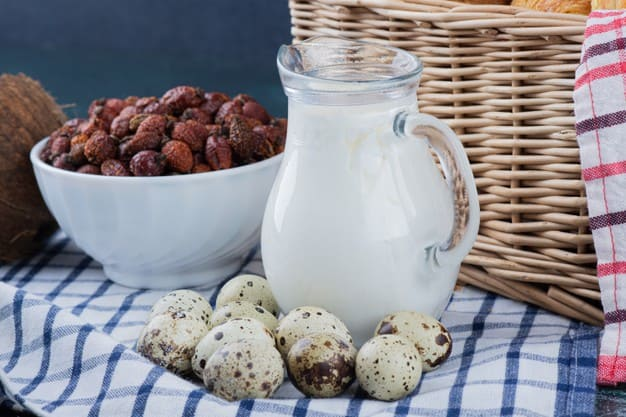 Benefits of dates with goat's milk