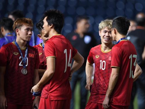 ĐT Việt Nam lọt nhóm hạt giống số 2 vòng loại W.C 2022