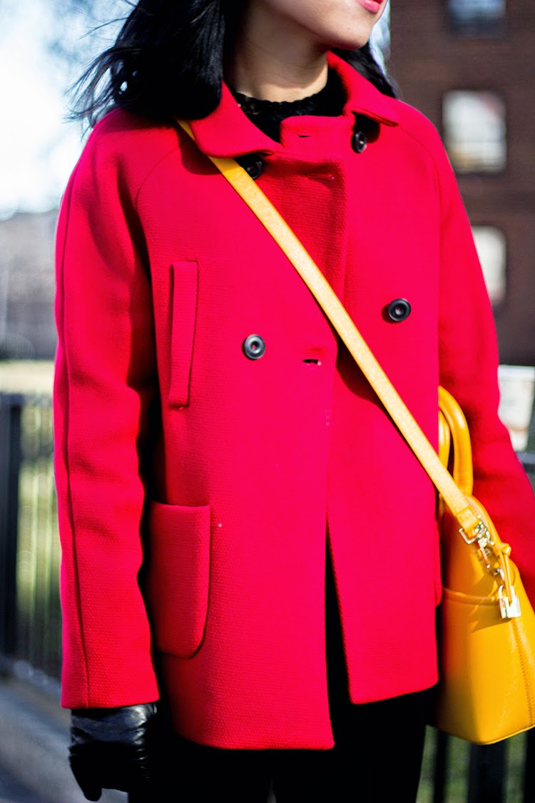 Red, Yellow, and Black (+ Mid-Week Require Reading)