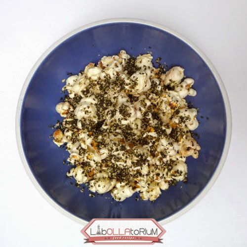 Pop Corn Nori - Pop Corn Nori Recipe - Labollatorium