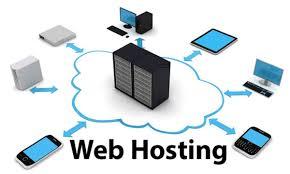 Blue hosting