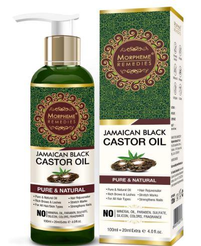 Morpheme Remedies Jamaican Black Castor Oil