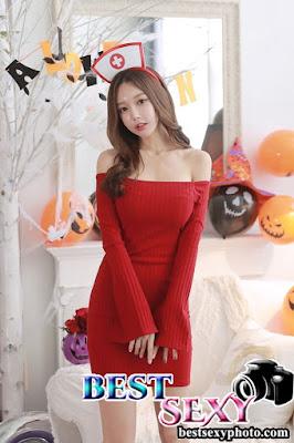 Foto Model Yoon Ae Ji