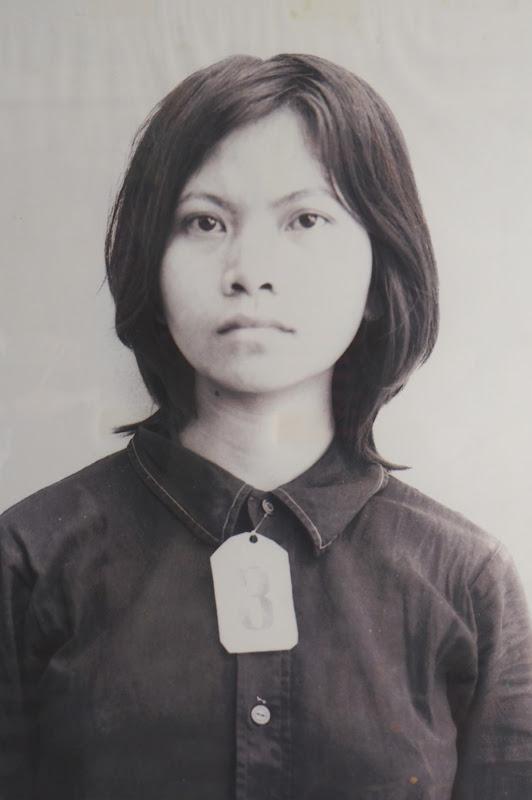 Cambodja, Phnom Penh, S21, Tuon Sleng Prison Camp, Khmer Rouge, Pol Pot