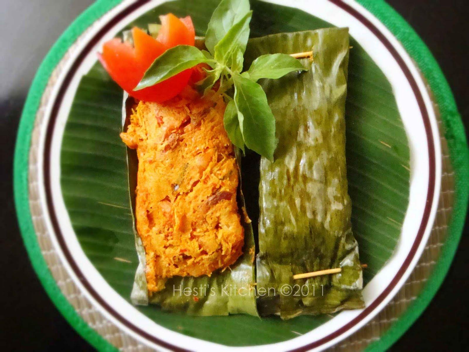 Resep Cake Kukus Hesti Kitchen: HESTI'S KITCHEN : Yummy For Your Tummy: Pepes Udang
