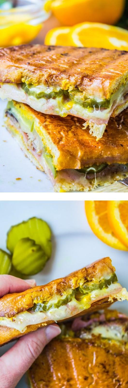 Cuban Sandwiches (Cubanos)
