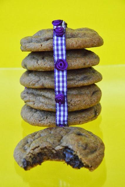 Amerikaanse chocolade koekjes