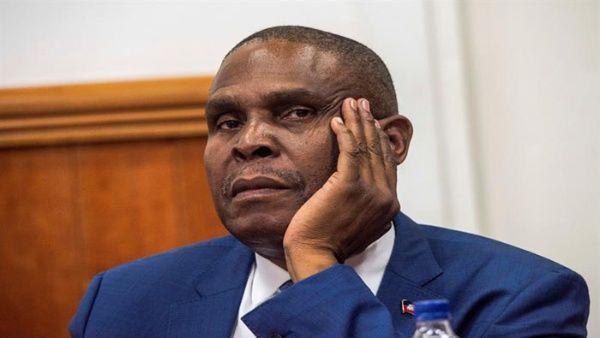 Aprueban moción de censura contra primer ministro de Haití