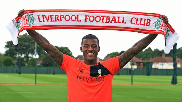 Wijnaldum: Liverpool Tak Beruntung Dan Layak Mendapatkan Hasil Lebih Baik