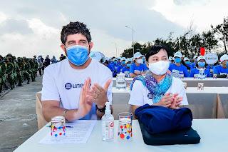 """UNESCO Việt Nam: Sự kiện """"Thanh niên hành động vì một đại dương xanh"""""""