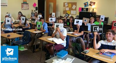 Tutorial Plickers untuk pembelajaran SMP