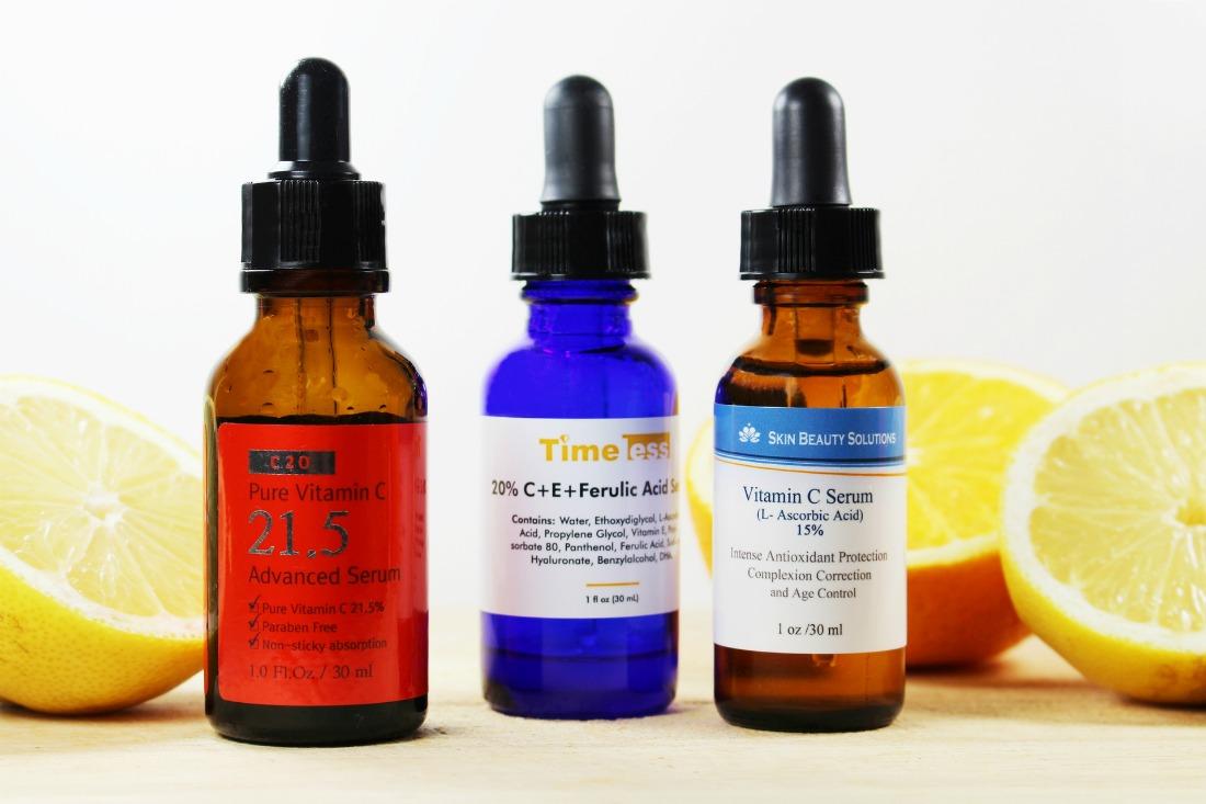 Top 5 Serum Vitamin C tốt nhất
