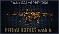 Pindad SS2 V5 PBTW2021