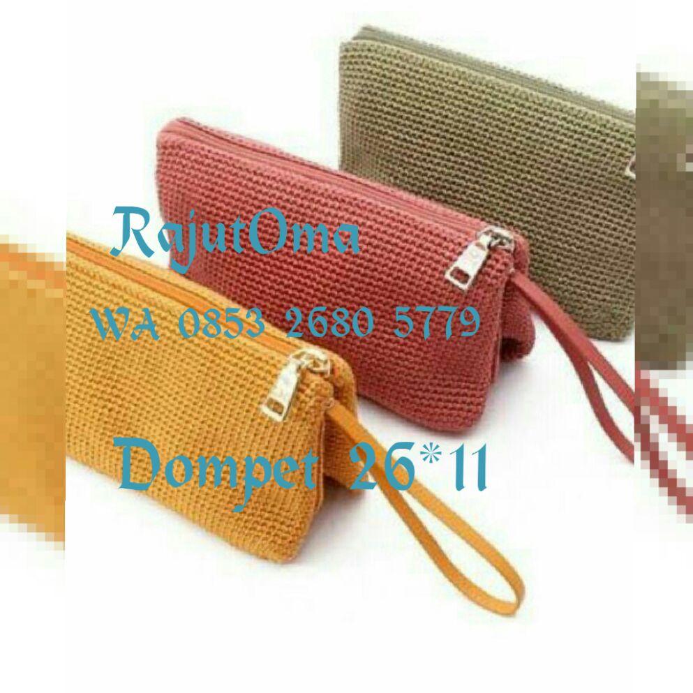 Dompet Dan Tas Slempang Gendong Rajut Renda Silahkan Hubungi WA 0853 ... 2fae03f49e