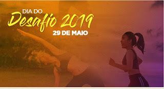 Quarta-feira é Dia do Desafio 2019 em Cajati