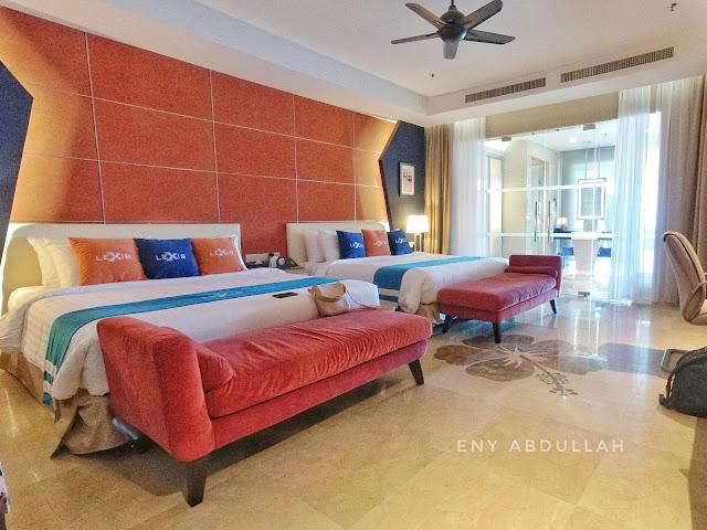 Traveloka, Lexis Hotel, Penang, book traveloka