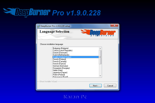 DeepBurner Pro Full Download