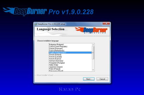 DeepBurner Pro Full Download