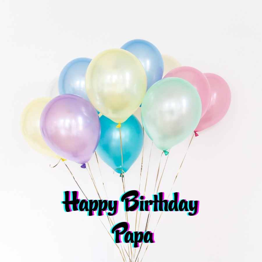 happy birthday papa images
