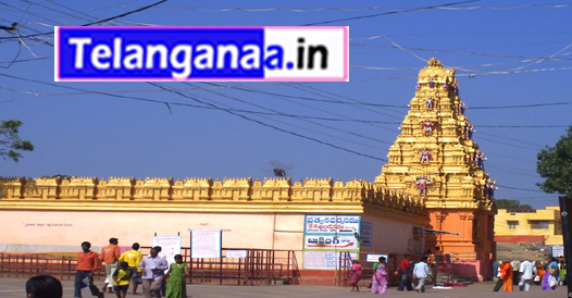 Kondagattu Anjaneya Swamy Temple in Telangana