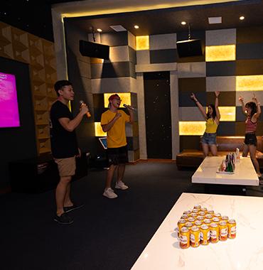 Phòng hát Karaoke Flamingo Đại Lải