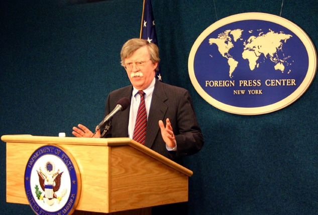 "GEO´- GeoPolitical Matters | BOLTON: UK ""first in line"" for US trade deal"