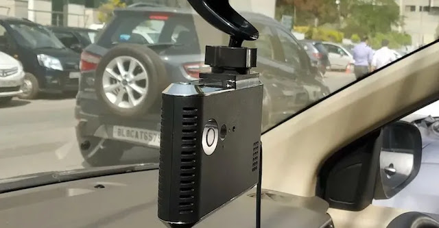 KENT CamEye is a dash cam with GPS tracker