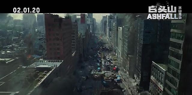 Sinopsis Film Korea Ashfall (2020)