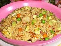 Cara Membuat Nasi Goreng Keju Spesial Catatan Membuat Kue Dan Masakan