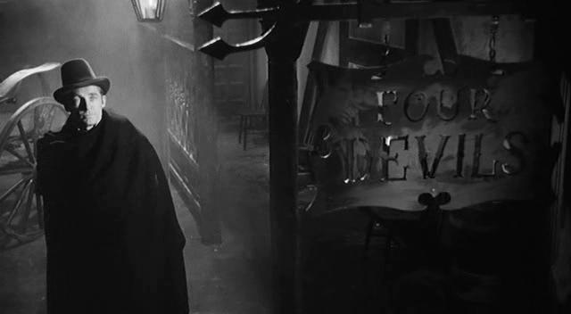 Danza Macabra / La Lunga Notte de Terrore aka Castle of Blood (1964) / Secuencia de la película
