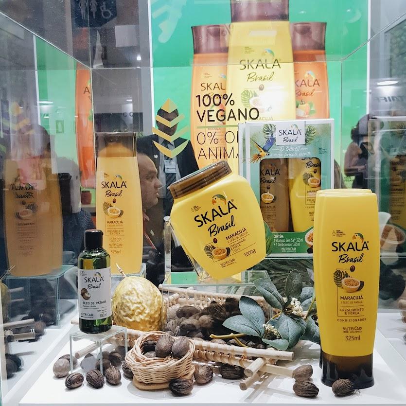 050b0ba19 Shampoo, Condicionador, Creme de Tratamento e Óleo Vegetal Skala Brasil  Encantos da Amazônia Maracujá e Óleo de Patauá