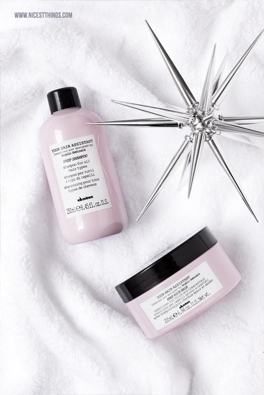 davines Prep Shampoo und Haarkur