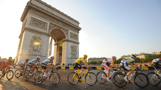 Tour de France em Paris