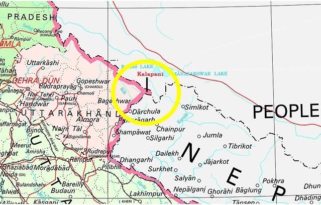 India-Nepal-Border-Dispute