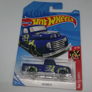Hot Wheels 49 Ford F1